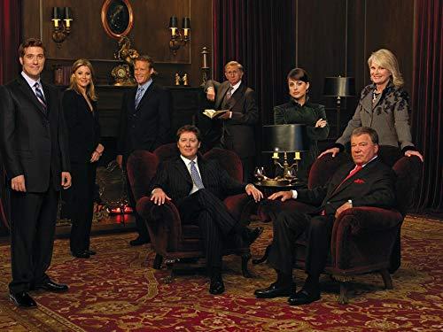 Boston Legal Season 5 32inch x 24inch Silk Poster TV Drama Wallpaper Wall Decor Silk Prints for Home and Store