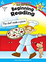 Beginning Reading Grade 1: Gold Star Edition (Home Workbooks) 【Creative Arts】 [並行輸入品]