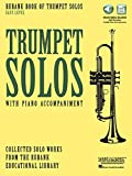 Rubank Book of Trumpet Solos - Easy Level: Book with Online Audio (stream or download)