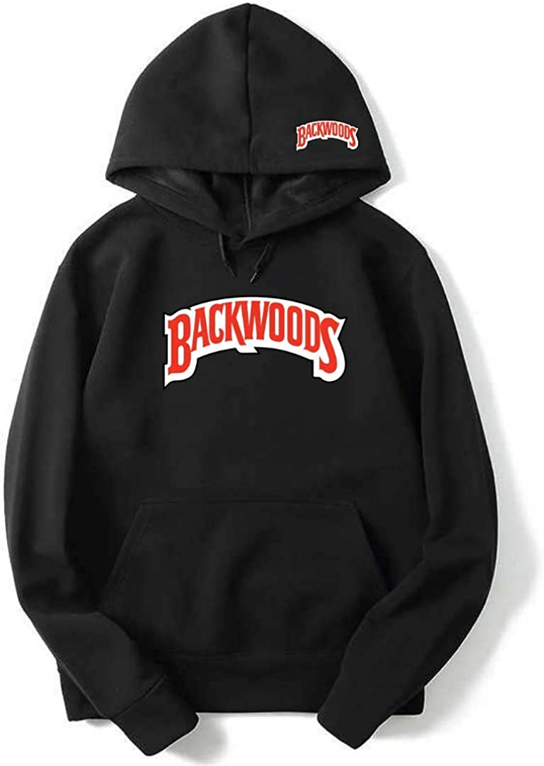Backwoods Unisex Hooded Sweater with Design High material Hoodie Max 55% OFF Pullover Hood
