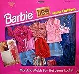 Barbie LEE Jeans Fashions 4 Set de regalo de moda – Fácil de vestir (Arcotoys 1995)