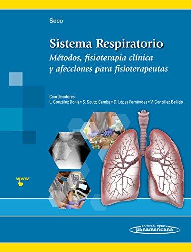 Sistema respiratorio: Métodos, fisioterapia clínica y afecciones para fisioterapeutas