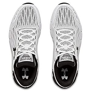 Under Armour Men's Charged Rogue Running Shoe, White (104), 10.5