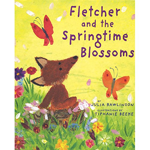 Fletcher and the Springtime Blossoms cover art