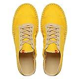 Alpargata Origine Sneaker III, Havaianas, Adulto Unissex, Amarelo Gema, 35
