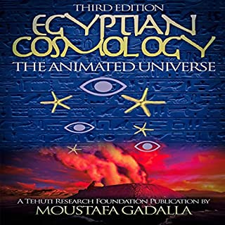 Egyptian Cosmology audiobook cover art