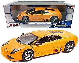 Maisto New 1:18 W/B Special Edition Collection - Orange 2007 Lamborghini Murcielago LP640 Diecast Model Car