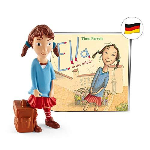 tonies Hörfiguren für Toniebox - Ella in der Schule - ca. 114 Min. - Ab 7 Jahre -DEUTSCH