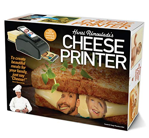 """Prank Pack """"Cheese Printer"""" - Wrap Your Real Gift in a Prank Funny..."""