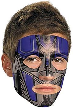 Transformers 3 Dark Of The Moon Movie - Optimus Face Tattoo