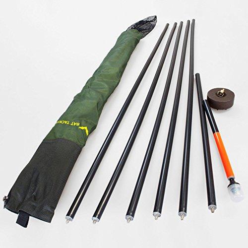 BAT-TackleCarp Marker Deep Tube Stabboje mit LED Beleuchtung
