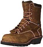 Danner Men's Logger 8' 400G NMT Work Boot, Brown, 10.5 D US
