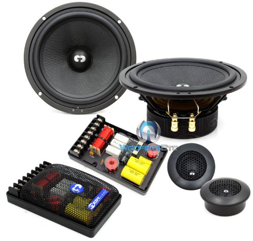 Sale!! ES-620X484 - CDT Audio 6.5 Componenet Speaker System