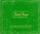 Trivial Pursuit All-Star Sports Edition (Subsidiary card set for use with Master Game)Outdated Version by Trivial Pursuit