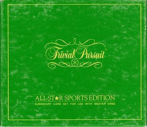 Trivial Pursuit: All-Star Sports Edition