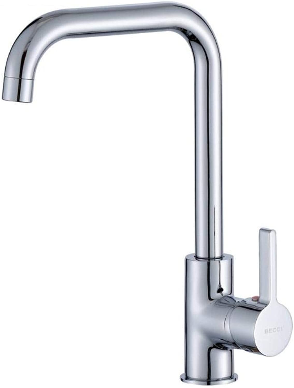 Alloy Kitchen Sink Hot and Cold Water Faucet Z1049