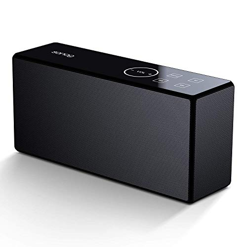 Sanag Portable Bluetooth Speakers 360 Wireless Speakers With Usb Port 100 Feet Bluetooth Range Indoor Outdoor Modes Office Decor Wireless Speakers Bluetooth For Iphone Android From Amazon Daily Mail