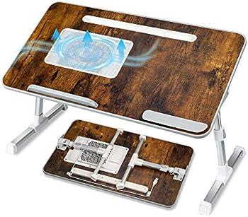 Betidom Adjustable Laptop Bed Tray Desk