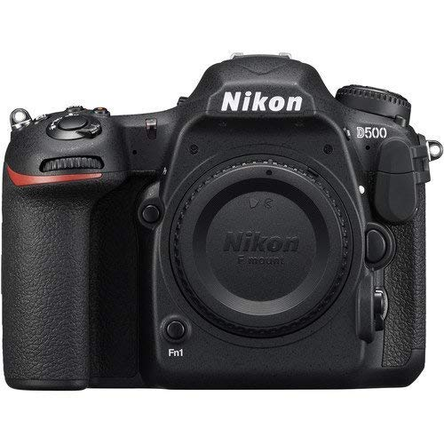 Nikon D500 DX-Format Digital SLR (Body Only) (Renewed)