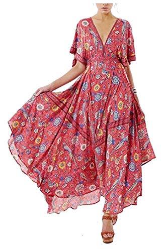 dingtianlidi83026 Chiffon Midi Jurk Vrouwen Lente Mooie V Hals Zachte Bruiloft Lange Vrouwen Rok-Zweater Jurken voor Vrouwen Knielengte