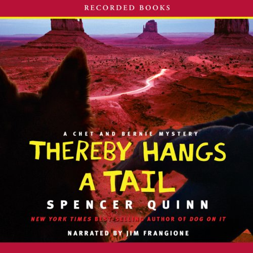 Thereby Hangs a Tail audiobook cover art