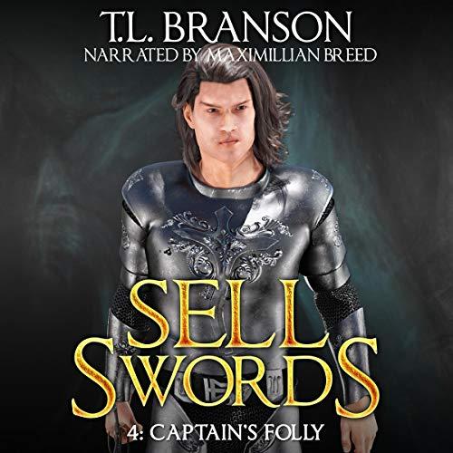 Sellswords: Captain's Folly  By  cover art