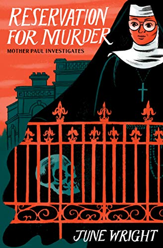 Reservation for Murder by [June Wright]
