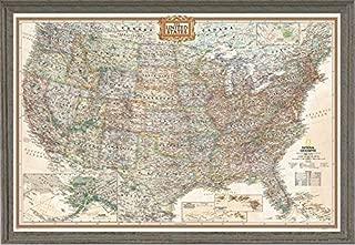 Best canvas antique world map Reviews
