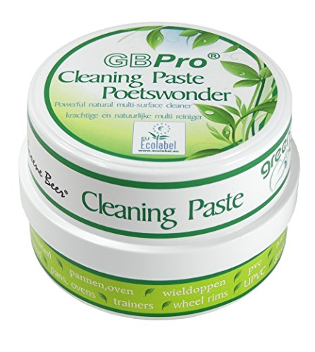GBPro Potente Pasta limpiadora Multiusos 100% Eco/de esteatita, 300gm (Biodegradable) con la Etiqueta ecológica de la UE