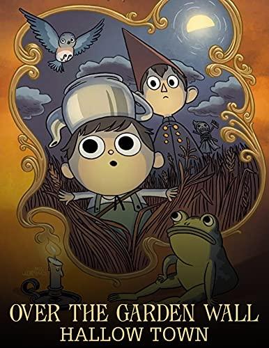 Over Garden: Over garden wall graphic novel | Hollow Town (English Edition)
