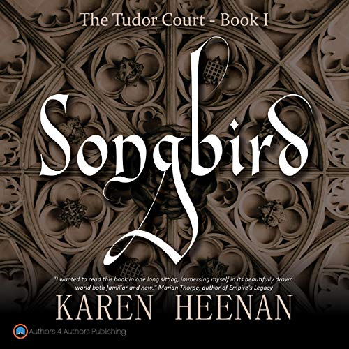 Songbird Audiobook By Karen Heenan cover art