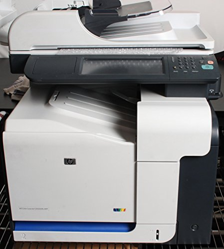 Sale!! HP Color Laserjet CM3530FS, Up to 31/30PPM(Letter/A4) Desktop Color MFP; Base(du