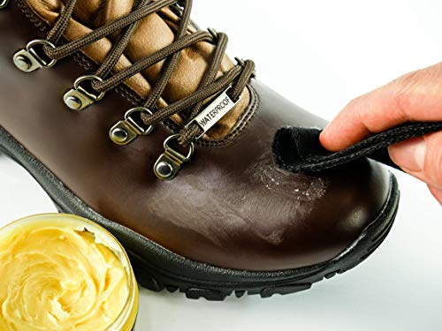Granger's Waterproofing Wax / 3.4 oz / The Ultimate Boot Waterproofer / Made in England
