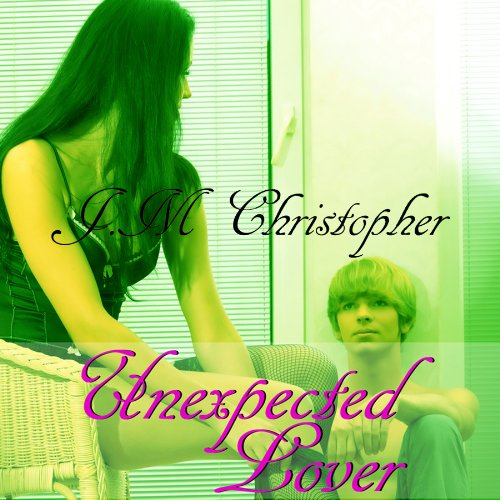 Unexpected Lover audiobook cover art
