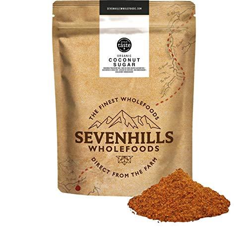 Sevenhills Wholefoods Azúcar De Coco Orgánico 1kg
