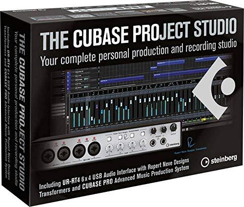 Steinberg The Cubase Project Studio EU