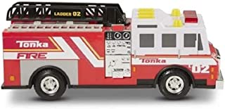 Tonka Fire Truck - Mighty Fleet Rescue Lights and Sounds