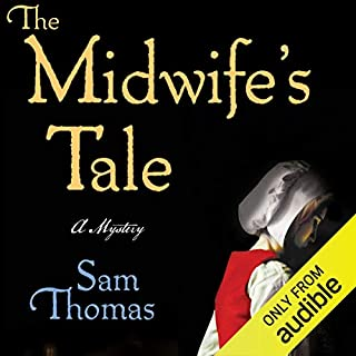 The Midwife's Tale audiobook cover art