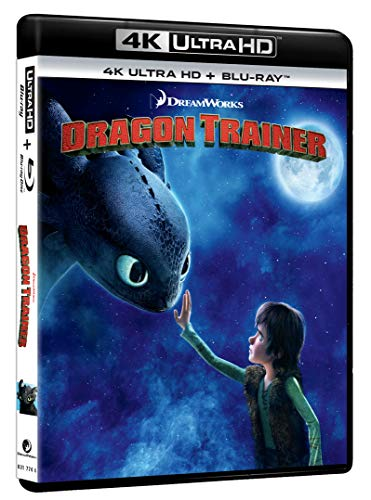 Dragon Trainer 1 4K (4K Uhd + Blu-Ray) (2 Dischi)