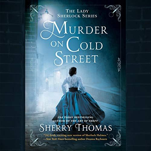 Murder on Cold Street cover art