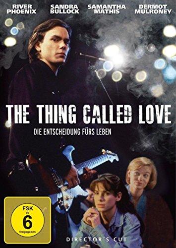 The Thing Called Love - Die Entscheidung fürs Leben (Director's Cut)