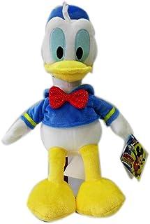 Disney Plush Mickey Core Donald, 14 inch, Multi-Colour
