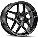 Trailer Wheels TR79 Gloss Black Wheel with Alloy Steel (20 x 9. inches /5 x 6 mm, 35 mm Offset)