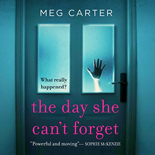 The Day She Can't Forget audiobook cover art