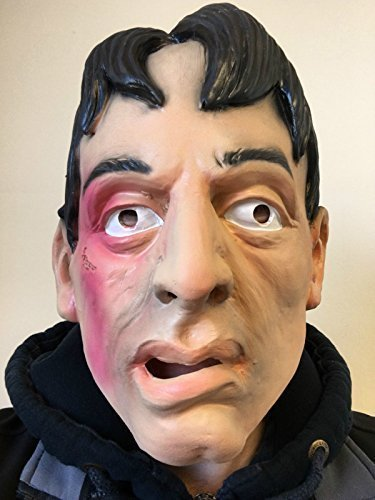 Rubber Johnnies Rocky Balboa Film Sylvester Stallone Rambo-Sterne Kostüm Party Masken