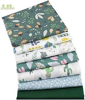Comius Sharp Tessuto Cotone Stoffa, Tessuto in Cotone, Stoffe per Cucito Creativo per Patchwork, Foderare Cuscini, Vestiti...