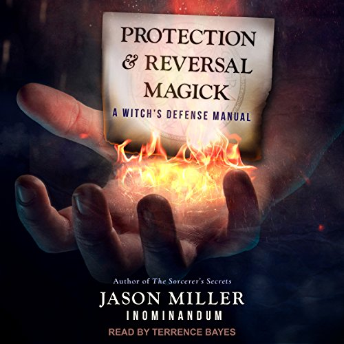 Protection and Reversal Magick audiobook cover art