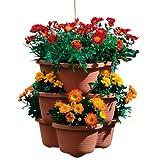 Sunware 69300464 Blumentopf, Botanic Line - Flower Tower
