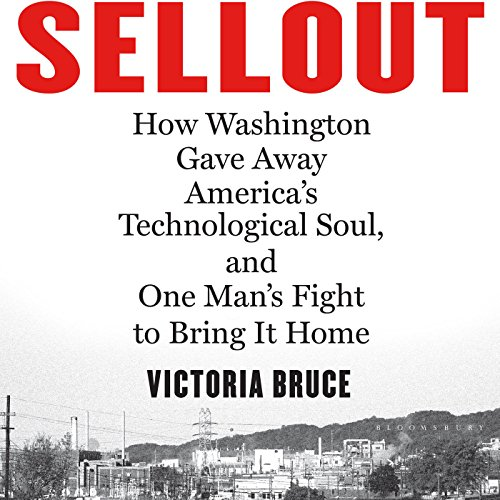 Sellout audiobook cover art