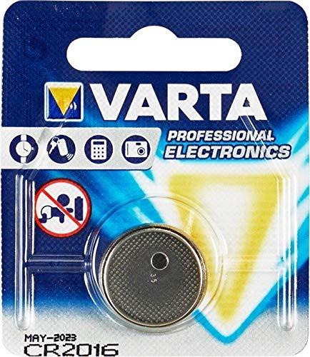 2X Autoschlüssel Batterie kompatibel für Toyota Avensis Aygo Corolla RAV4 Yaris Lexus